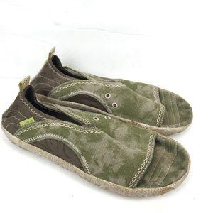 Cushe Shucoon Slide Green